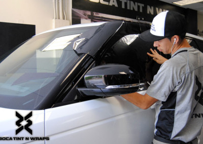 2015 Land Rover Range Rover - 3M Window Tint #2