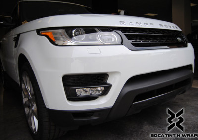 2015 Land Rover Range Rover - 3M Window Tint