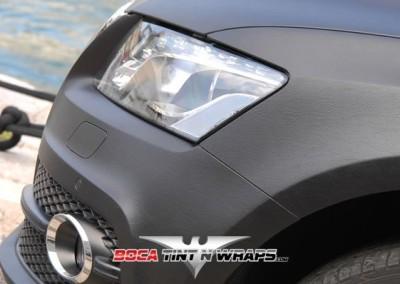 Audi A6 - Skin Wrap Black