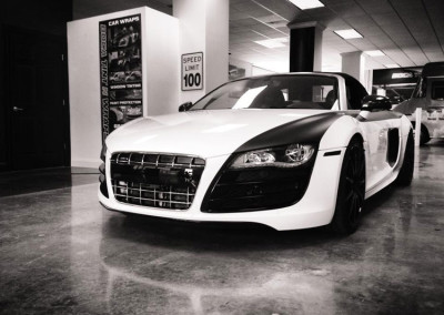 Audi R8 - Custom Stripe