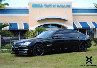 BMW B7 Alpina – Window Tint