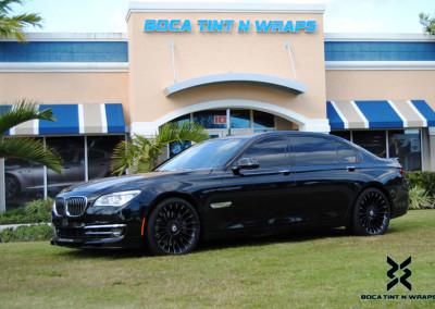 BMW B7 Alpina – Window Tint