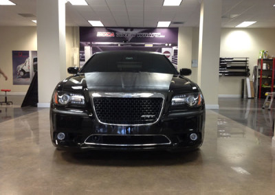 Chrysler 300 SRT8 - Snakeskin Wrap #1