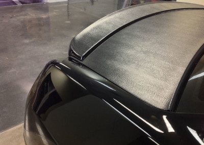 Chrysler 300 SRT8 - Snakeskin Wrap #4