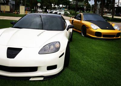 Corvette & Porsche - Custom Wraps