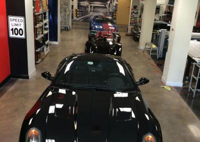 Ferrari & Racecars