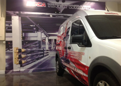 Fitnessmith - Commercial Vehicle Wrap #2