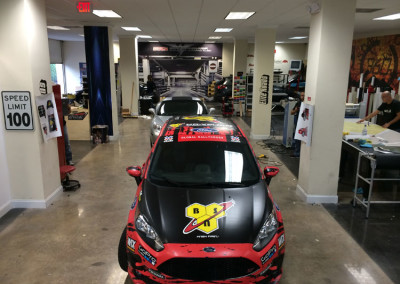 Ford Fiesta - Custom Graphics