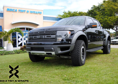 Ford Raptor - 3M Window Tint