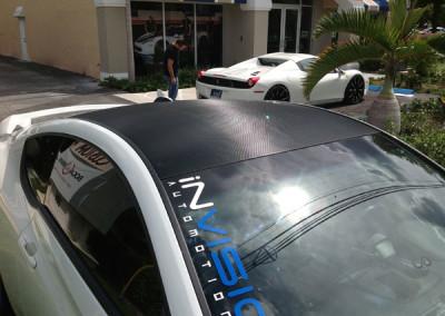 Hyundai Genesis Coupe - Carbon Fiber Roof #3
