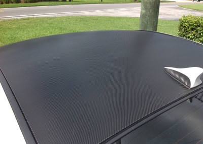 Hyundai Genesis Coupe - Carbon Fiber Roof