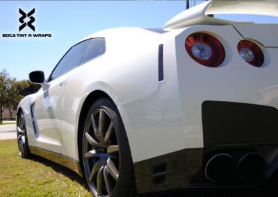 Nissan GTR - Window Tint #2