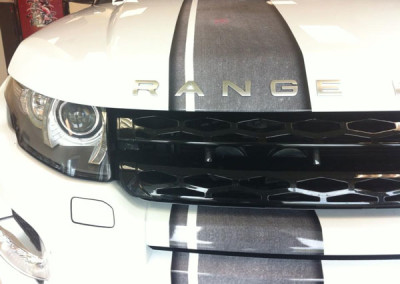 Range Rover - Racing Stripe 2