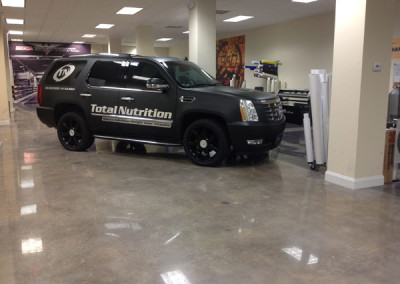 Total Nutrition - Commercial Truck Wrap #2