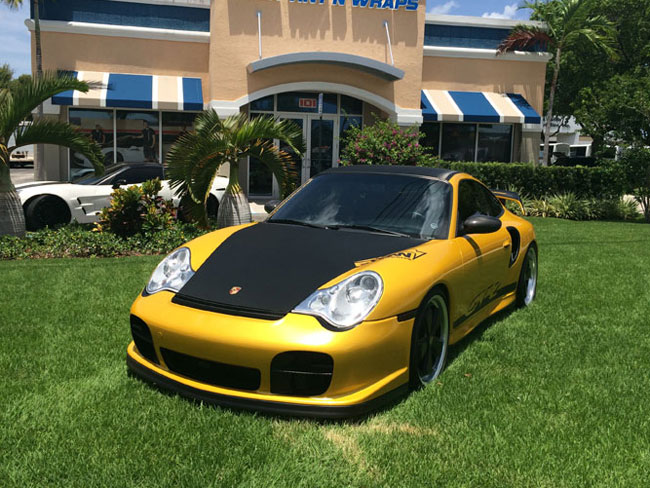 Custom Car Wraps West Palm Beach