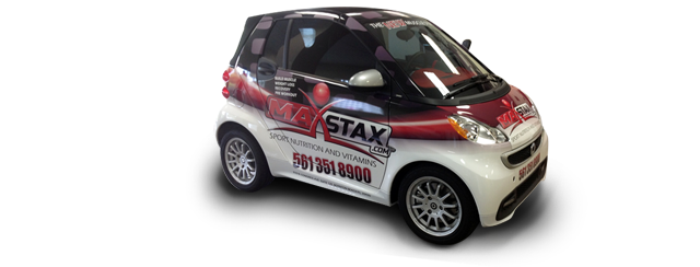 Car Graphics Design Boca Raton