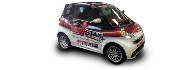 Car Graphics Design Boca Raton