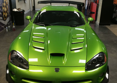Dodge Viper - Custom Accents